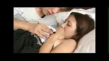 Жаркий секс на очередной хате с сисястой любовницей